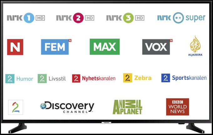 Norske TV Kanaler